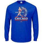 Thumbnail image for Chicago Cubs The Curse Ends LS T-Shirt for $21.99