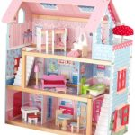 Thumbnail image for KidKraft Chelsea Doll Cottage with Furniture for $57.46 Shipped