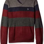 Thumbnail image for U.S. Polo Assn. Men's Stripe Sweater for $33