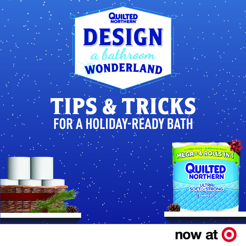 Save on Quilted Northern at Target!
