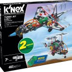 Thumbnail image for K'Nex Turbo Jet 2 in 1 Set for $15.99
