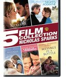 Thumbnail image for Nicholas Sparks 5-Film Valentine's Day Collection on DVD for $11.72