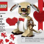 Thumbnail image for LEGO Cupid Dog Set