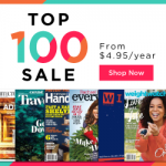 Thumbnail image for Discount Mags Top 100 Magazine Subscription Deals
