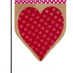 Thumbnail image for Valentine's Day Garden Flags