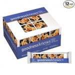 Thumbnail image for goodnessknows Blueberry Almond Dark Chocolate Bars for $0.88 Each Shipped