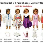 Thumbnail image for 13 Piece American Girl Doll Outfits + Accessories for $35.85 Shipped