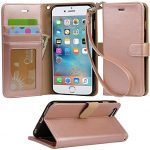 Thumbnail image for iPhone 6s or 6 Plus Flip Folio Wallet Case for $8.95