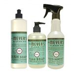 Thumbnail image for Mrs Meyers 3 Piece Kitchen Cleaner Set for $11.97 Shipped