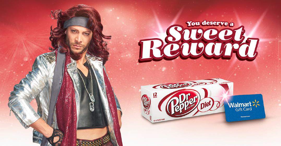 Dr Pepper Sweet Reward