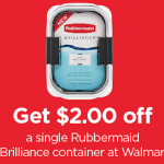 Thumbnail image for Earn Cash Back on Rubbermaid® Brilliance™ and Bertolli® at Walmart!