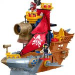 Thumbnail image for Fisher-Price Imaginext Shark Bite Pirate Ship for $25.49