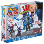 Thumbnail image for ZOOB BuilderZ Zoob Bot 54 Piece Set for $12.87