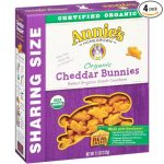 Thumbnail image for Annie's Organic Cheddar Bunnies for $3.07 per Large Box Shipped