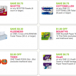 Thumbnail image for Paper Product Coupons: Charmin, Bounty, Puffs, Kleenex, VIVA + More!