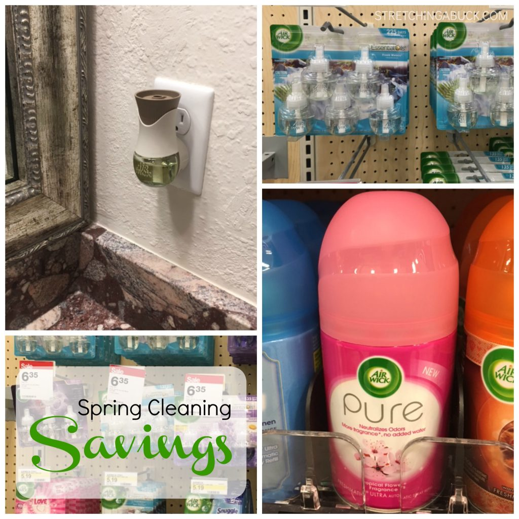 Spring Cleaning Savings