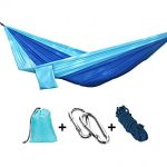 Thumbnail image for Nylon Double Outdoor Camping Hammock for $14.95