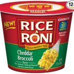 Thumbnail image for Rice a Roni Cheddar Broccoli Cups for $0.85 Each Shipped