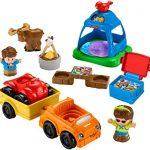 Thumbnail image for Fisher-Price Little People Going Camping Set for $13.02