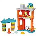 Thumbnail image for Play-Doh Town Firehouse Set for $4.80