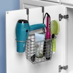 Thumbnail image for Over the Door Grid Hair Styling Organizer for $9.09