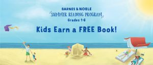 barnes and noble summer reading program