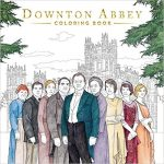 Thumbnail image for Downton Abbey Adult Coloring Book for $11.59