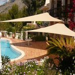 Thumbnail image for 12x12x12 Triangle Sun Shade Canopy for $19.87