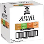 Thumbnail image for Quaker Instant Oatmeal Variety Pack for $0.17 per Packet Shipped