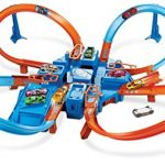 Thumbnail image for Hot Wheels Criss Cross Crash Track Set for $32.99