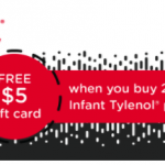Thumbnail image for Get a $5 Target Gift Card wyb 2 TYLENOL® Products!