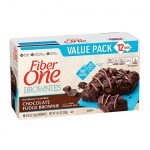 Thumbnail image for Fiber One Chocolate Fudge Brownie Bars for $0.26 Each Shipped