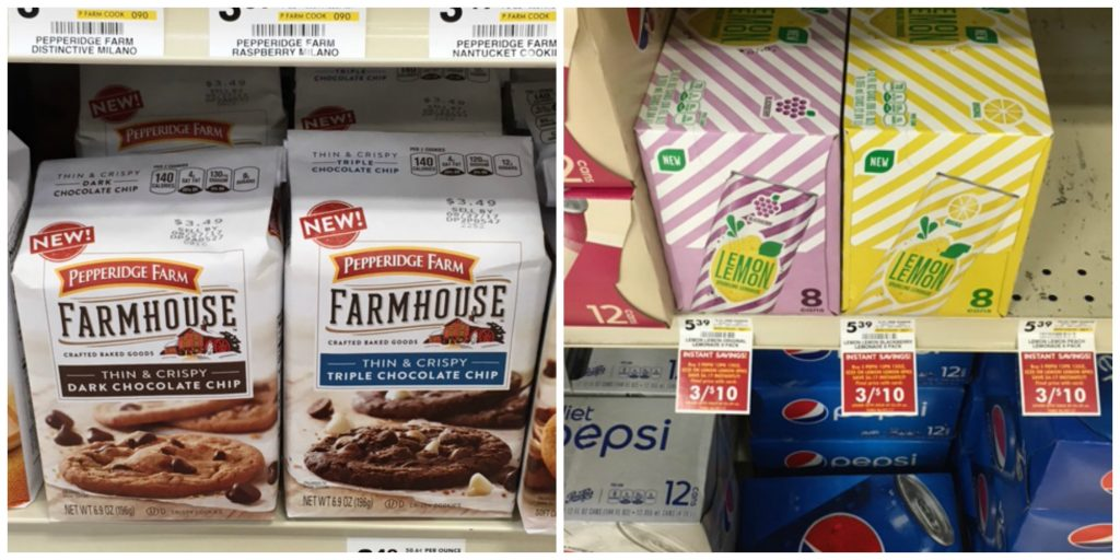 Giant Eagle Dessert options