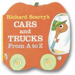 Thumbnail image for Richard Scarry's Cars & Trucks  from A to Z Chunky Board Book for $2.20