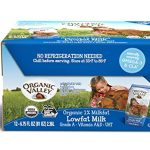 Thumbnail image for Organic Valley 1% Milk Boxes for $0.92 Each Shipped