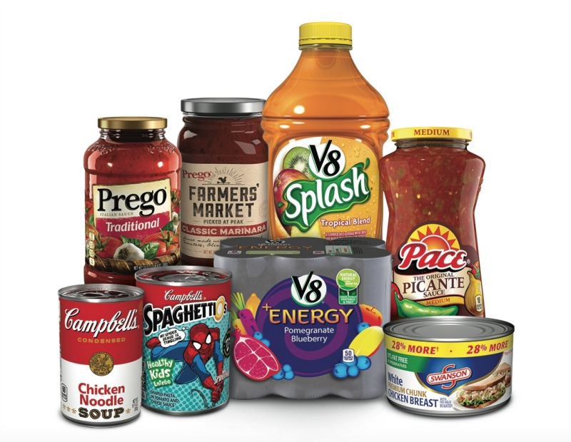 Back to School Meal Savings with Campbell Soup Com…