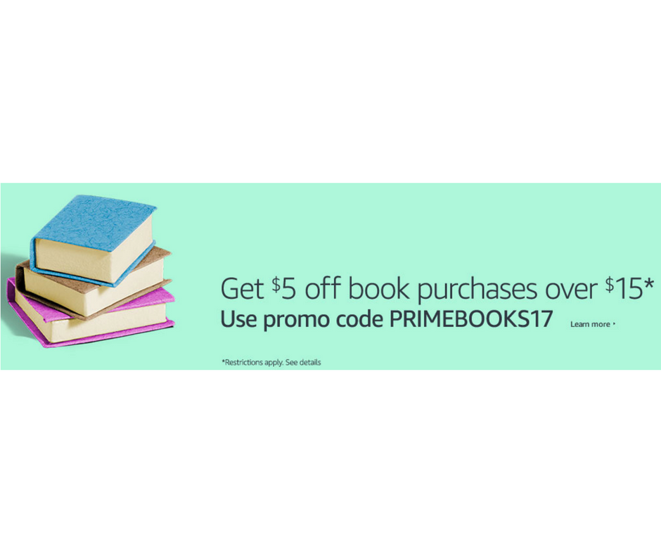 amazon prime day books