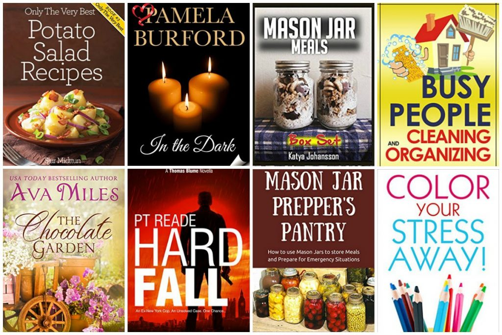 10 Free Kindle Books