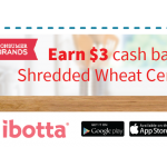 Thumbnail image for Save on Post® Shredded Wheat Cereals with ibotta!