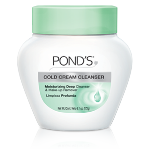 Save Ponds Cold Cream