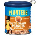 Thumbnail image for Planters Salted Caramel Peanuts Canisters for $1.07 Each Shipped