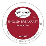 Thumbnail image for Twinings English Breakfast Tea K-Cups for $0.42 Each Shipped