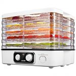 Thumbnail image for Aicok Food Dehydrator with 5 Trays for $55.99 Shipped