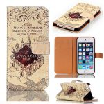 Thumbnail image for Hogwart's Marauder's Map iPhone 6 Cellphone Wallet with Stand for $9.98