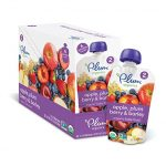 Thumbnail image for Plum Organics Stage 2 Organic Apple, Plum, Berry & Barley Pouches for $0.70 Each Shipped