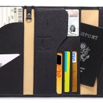 Thumbnail image for Travel Passport Tri-Fold Wallet with Rfid Blocking for $12.99