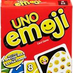 Thumbnail image for Uno Emoji Card Game for $5.97
