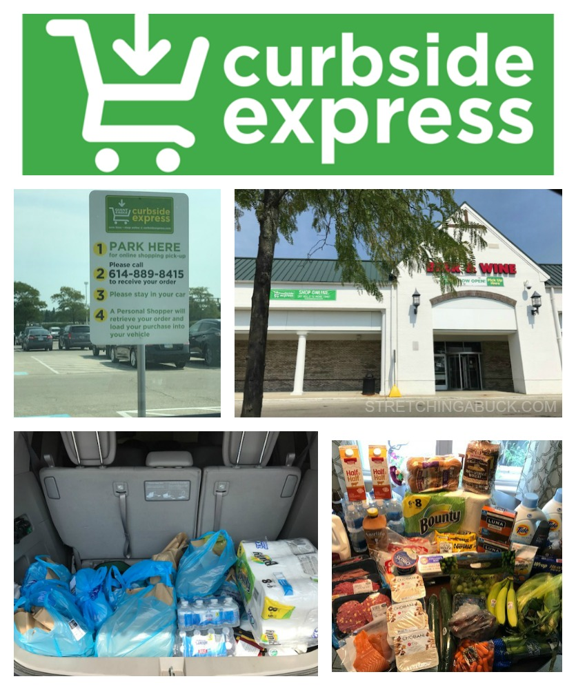 How to Save Time with Giant Eagle Curbside Express