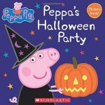 Thumbnail image for Peppa's Halloween Party Book with Stickers for $3.41