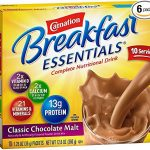 Thumbnail image for Carnation Breakfast Essentials Chocolate Drink Pouches for $0.28 Each Shipped